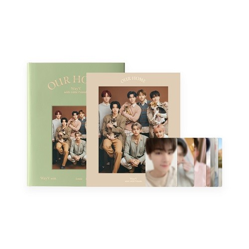 WayV - Our Home : WayV with Little Friends Photobook