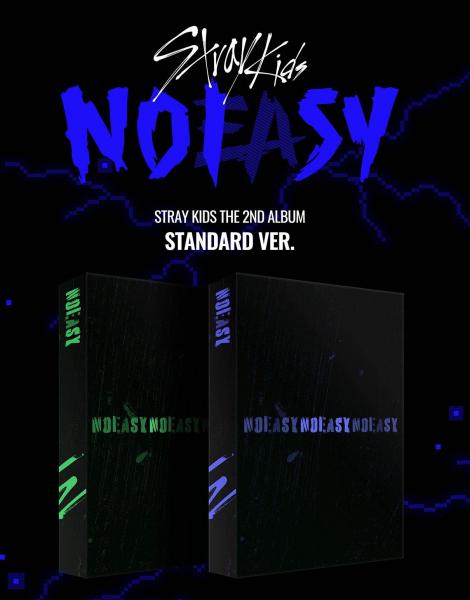 STRAY KIDS - NOEASY [Normal Edition]