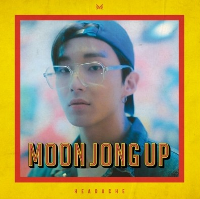 MOON JONGUP Single Album - HEADACHE