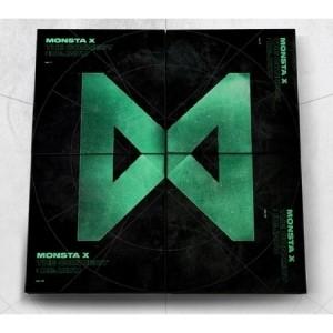 MONSTA X 6TH MINI ALBUM - THE CONNECT: DEJAVU
