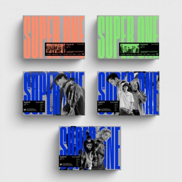 SuperM Album Vol. 1 - Super One