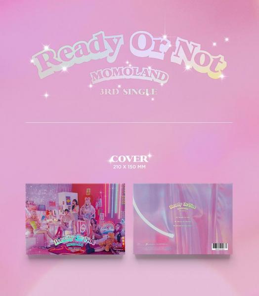 MOMOLAND Single Album Vol. 3 - Ready or Not