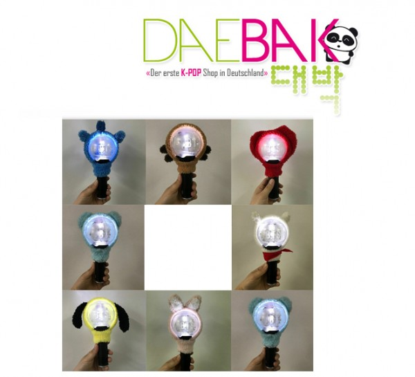 BT21 - Member ARMY BOMB COVER