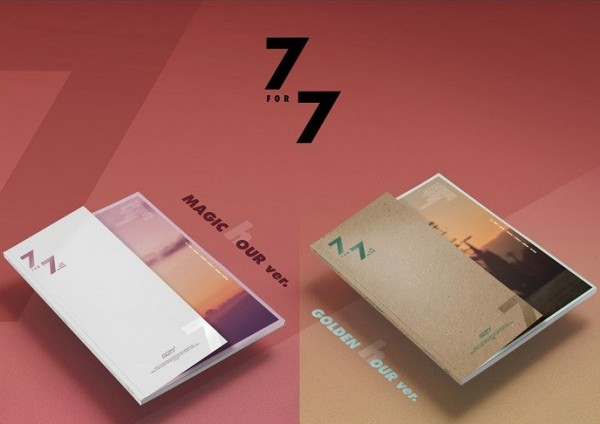 GOT7 - 7 FOR 7 Album