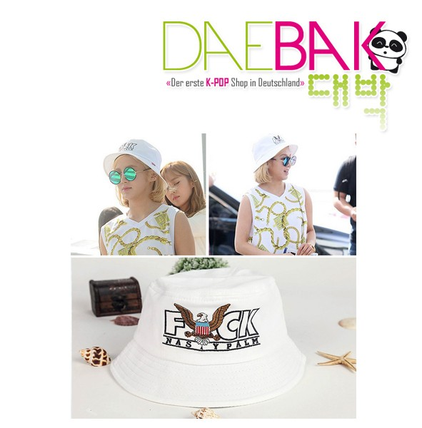 Hyoyeon (Girls Generation) FUCK - Bucket Hat Style