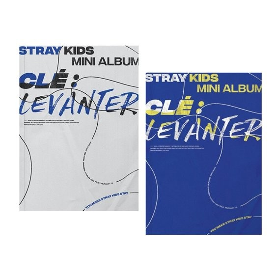 Stray Kids - Clé: LEVANTER (Normal Edition)