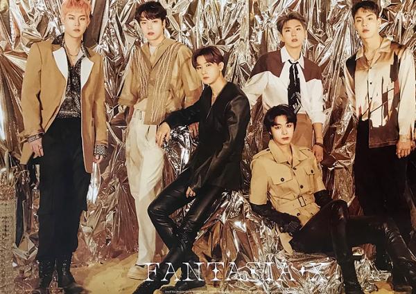 MONSTA X - Fantasia Poster