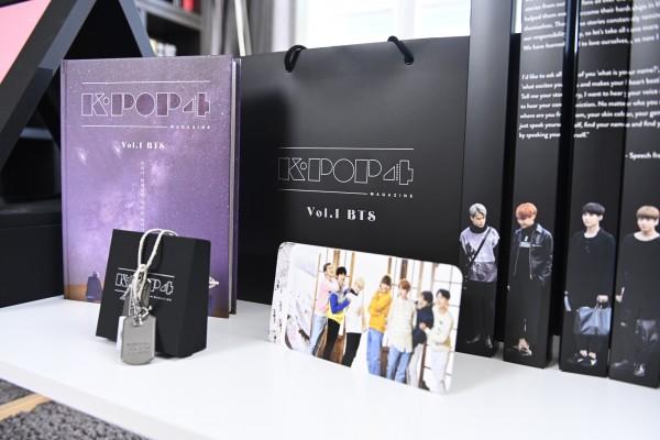 KPOP4 Seasons Magazine Vol.1 BTS