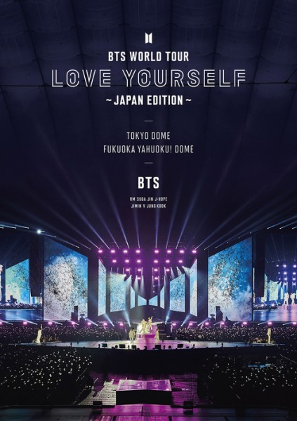 BTS World Tour 'Love Yourself' -Japan Edition- [Regular Edition]