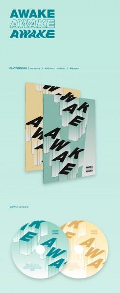 JBJ95 2nd Mini Album - AWAKE