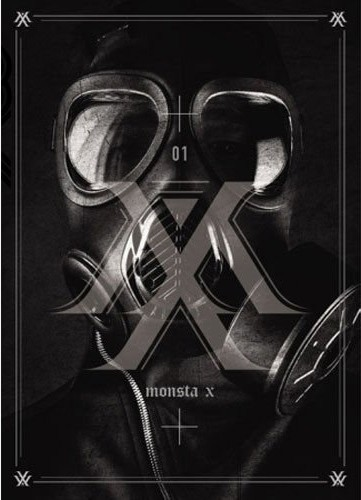 MONSTA X 1st Mini Album - TRESPASS