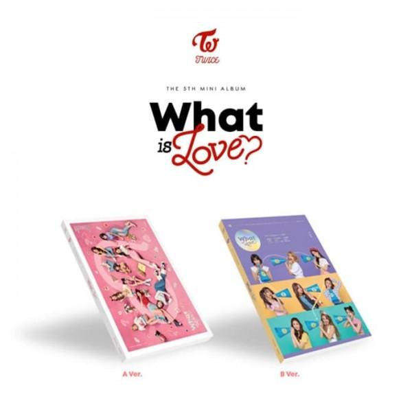 Twice 5th Mini Album - What is love?