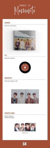 IZ Single Album Vol. 3 - Memento
