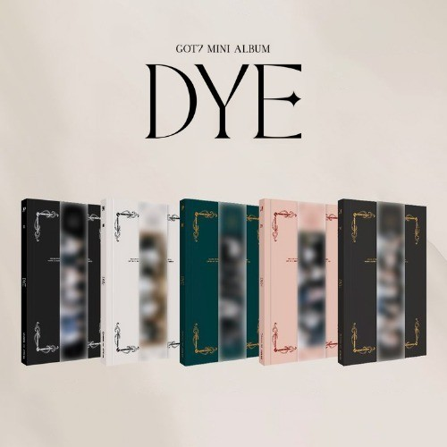 GOT7 Mini Album - DYE