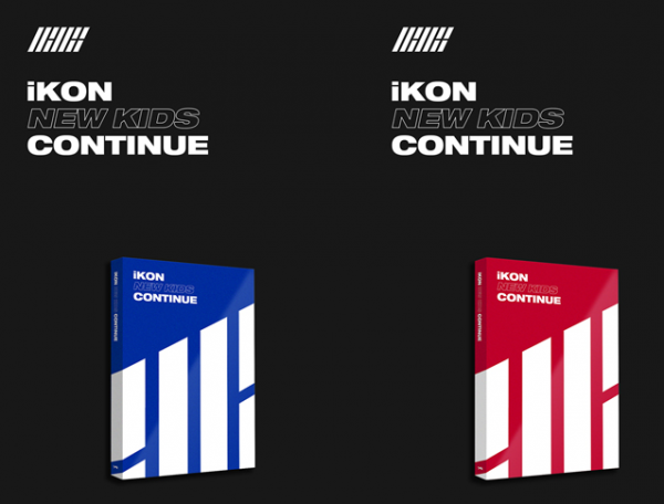 iKON Mini Album - NEW KIDS: CONTINUE