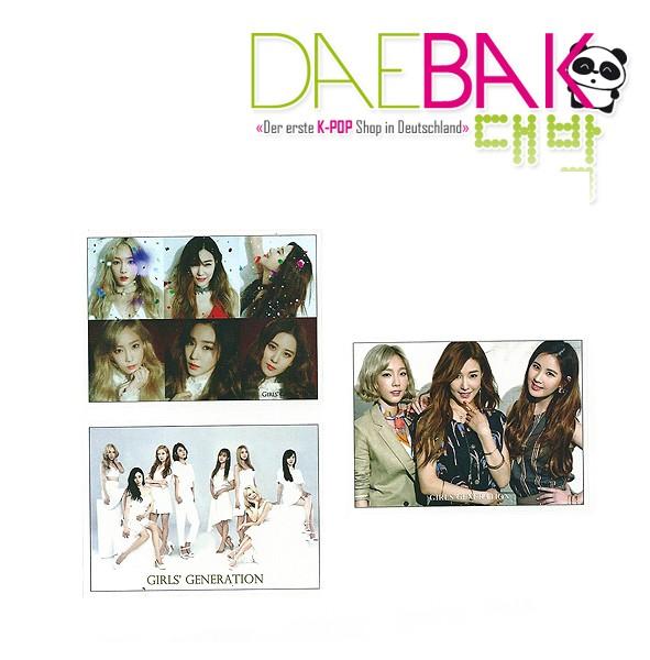 Girls Generation - Posterset #08
