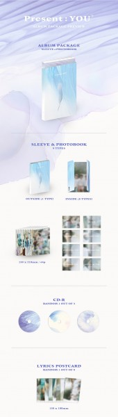 GOT7 - 3rd Album Present YOU