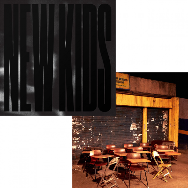 iKON Single Album - NEW KIDS : BEGIN