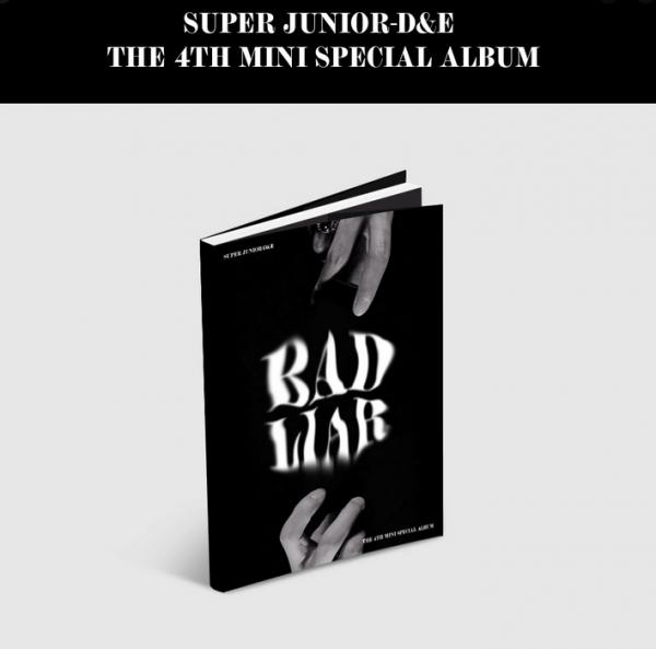 Super Junior - D&E Mini Album Vol. 4 (Special Album)