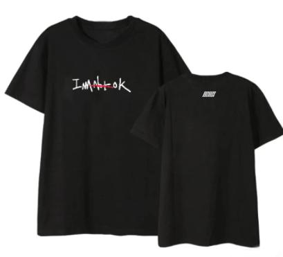iKON - T-Shirt I am not Ok (Größe: L)