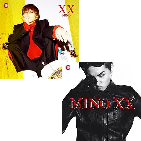 MINO 1st Solo Album - XX (Version 2)