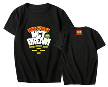NCT DREAM - T-Shirt HOT SAUCE (Größe: L)