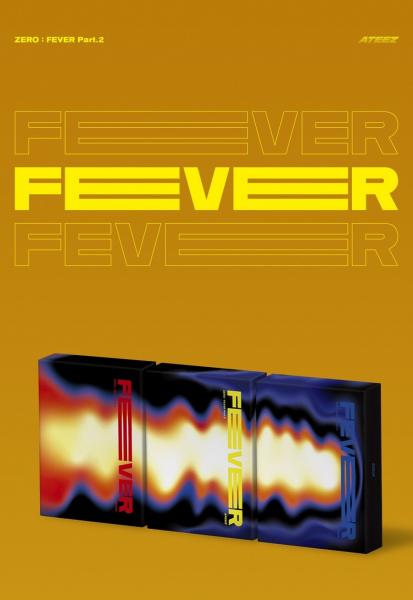 ATEEZ - ZERO: FEVER Part.2 Album