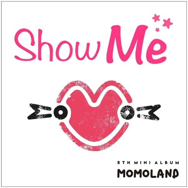 MOMOLAND 5th Mini Album - Show Me