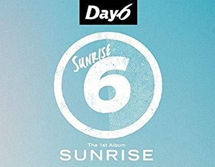 DAY6 1st Album - SUNRISE