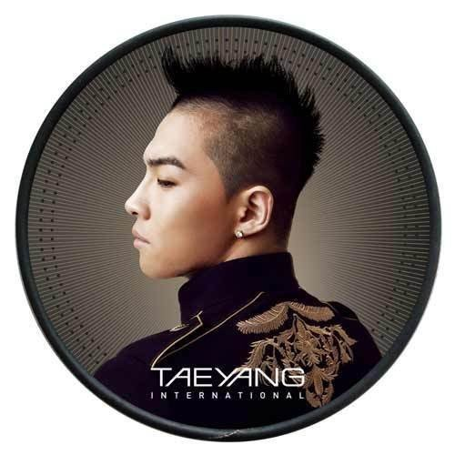 TAEYANG - SOLAR 1st International Album