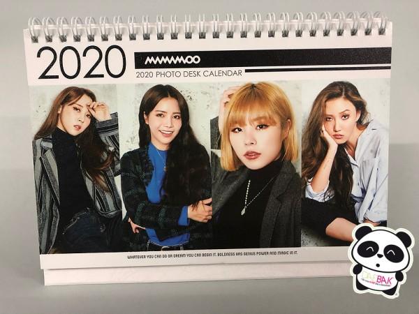Mamamoo - Tischkalender 2020 / 2021