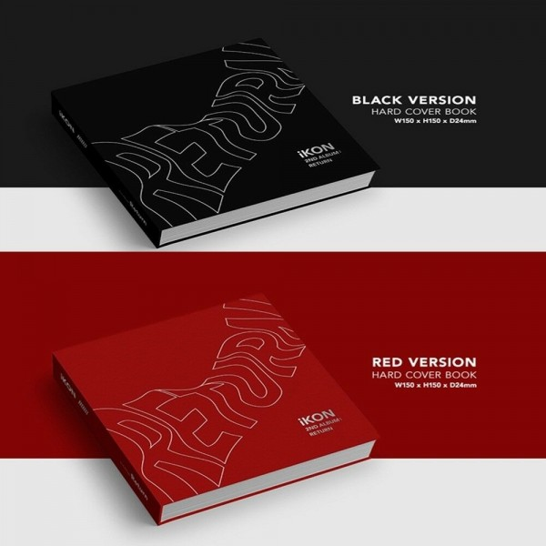 iKON 2nd Album - Return