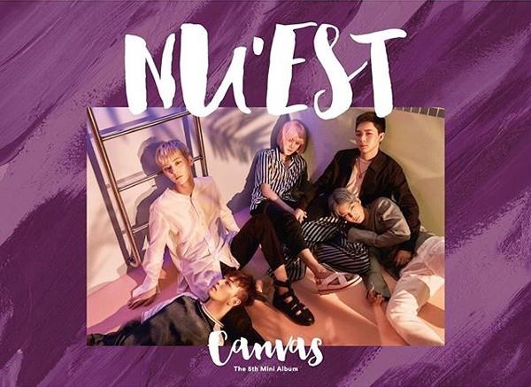 NU'EST - Mini Album Vol. 5 Canvas
