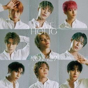 NCT 127 - LOVE HOLIC 2nd Japan Mini Album