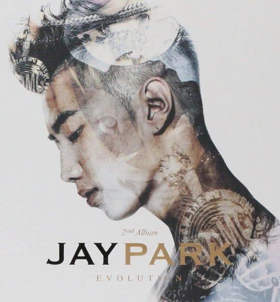 Jay Park - 2nd Album - Evolution