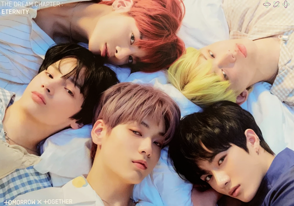 TXT - The Dream Chapter: Eternity Poster