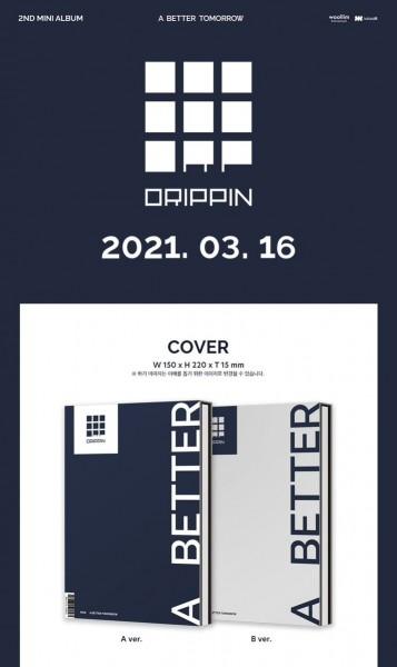 DRIPPIN Mini Album Vol. 2 - A Better Tomorrow
