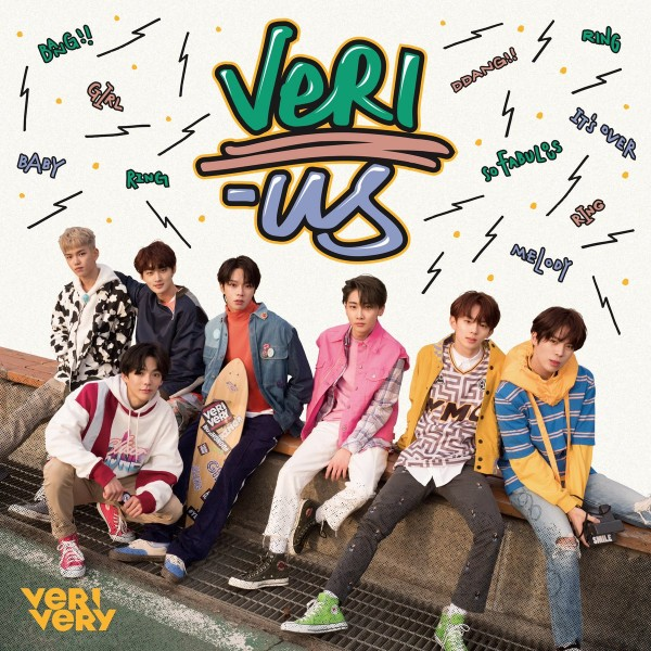 VERIVERY 1st Mini Album - VERI-US
