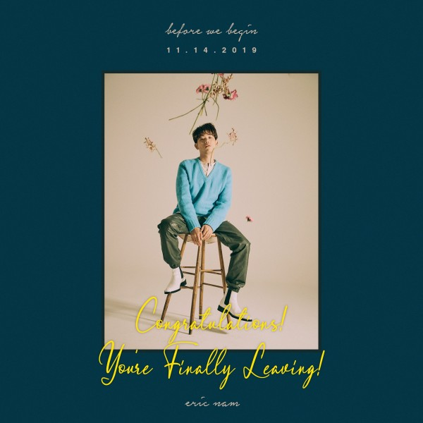 Eric Nam - Album - Before we Begin