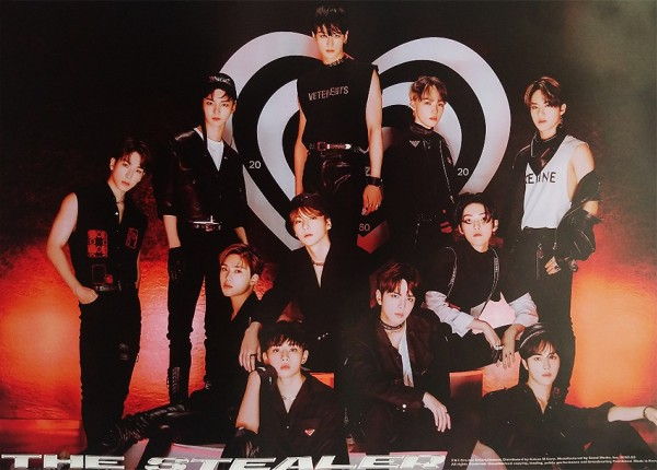 The Boyz - THE STEALER Poster