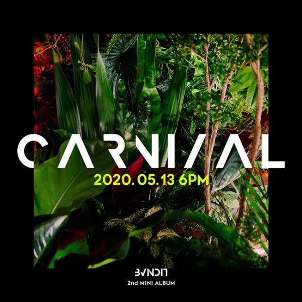 BVNDIT Mini Album Vol. 2 - CARNIVAL