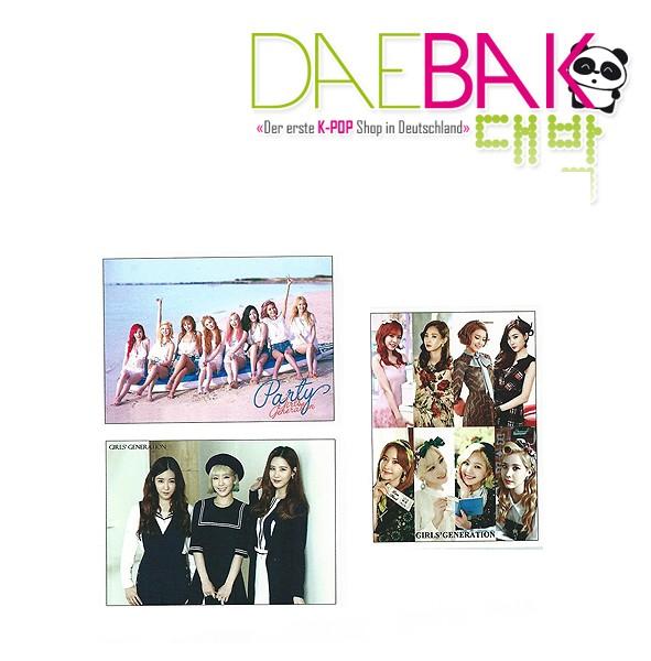 Girls Generation - Posterset #05
