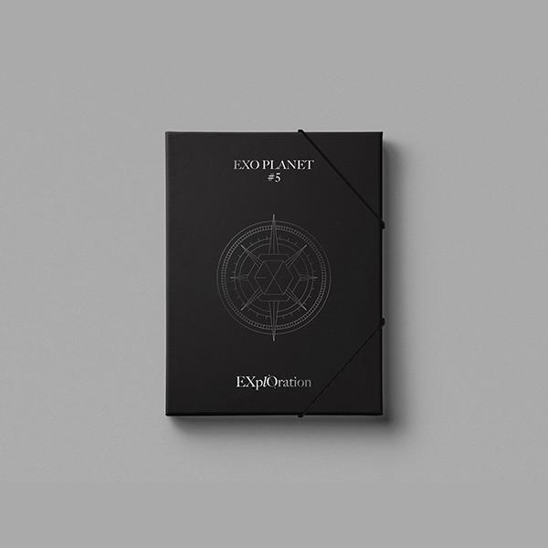 EXO PLANET 5 - EXPLORATION Concert Photobook & Live Album 2CD