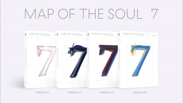 BTS - Map of the Soul: 7 (2nd Pre Order)