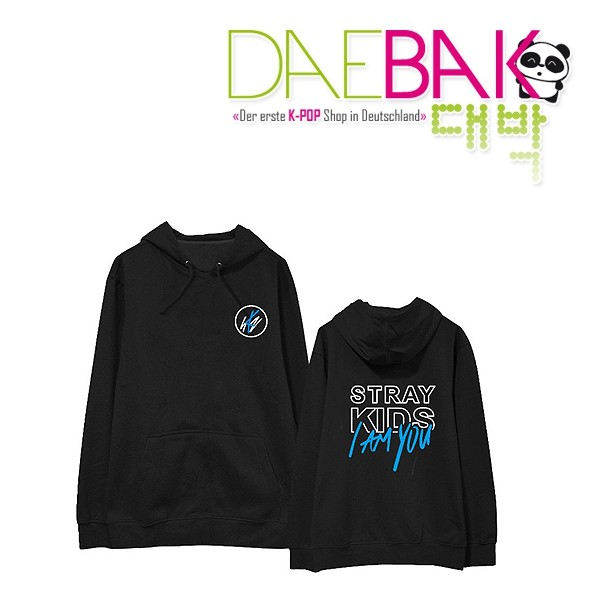 Stray Kids - Longsleeve Hoodie (I AM YOU)