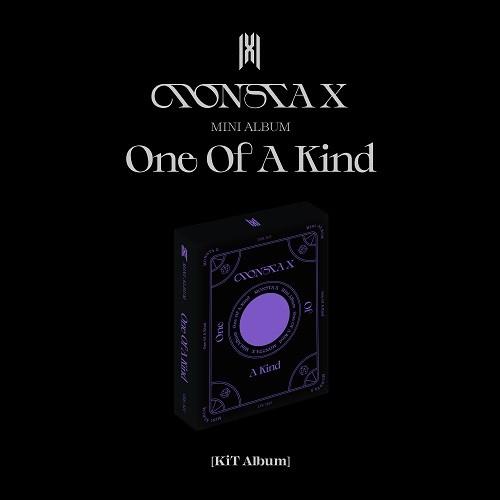 MONSTA X - ONE OF A KIND [Kihno KIt]