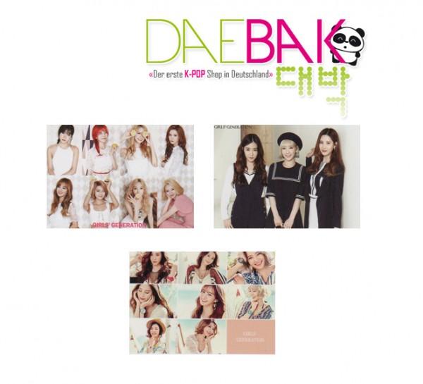 Girls Generation - Posterset #04