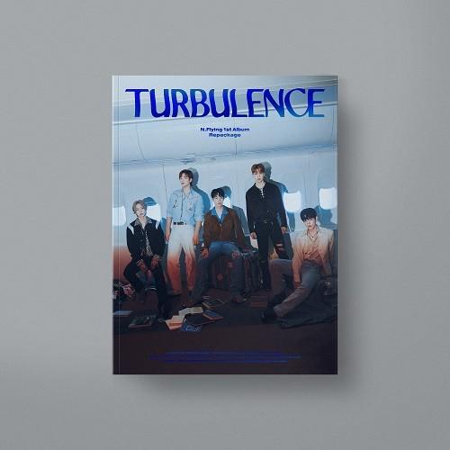 N.Flying - TURBULENCE 1st Album Repackage