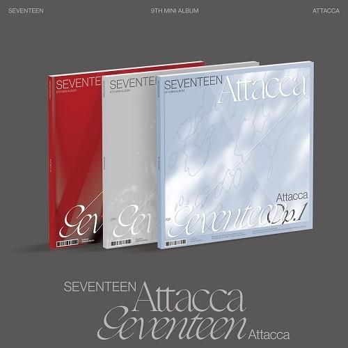 SEVENTEEN - ATTACCA 9th Mini Album