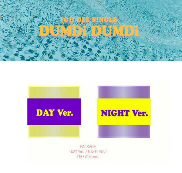 (G)I-DLE - Single Album [DUMDi DUMDi]